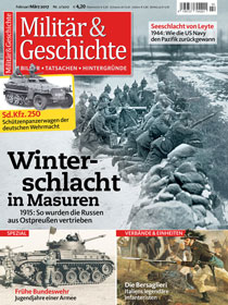 Winterschlacht in Masuren